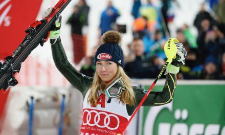 """Mikaela Shiffrin: """"Le ski a été thérapeutique"""""""
