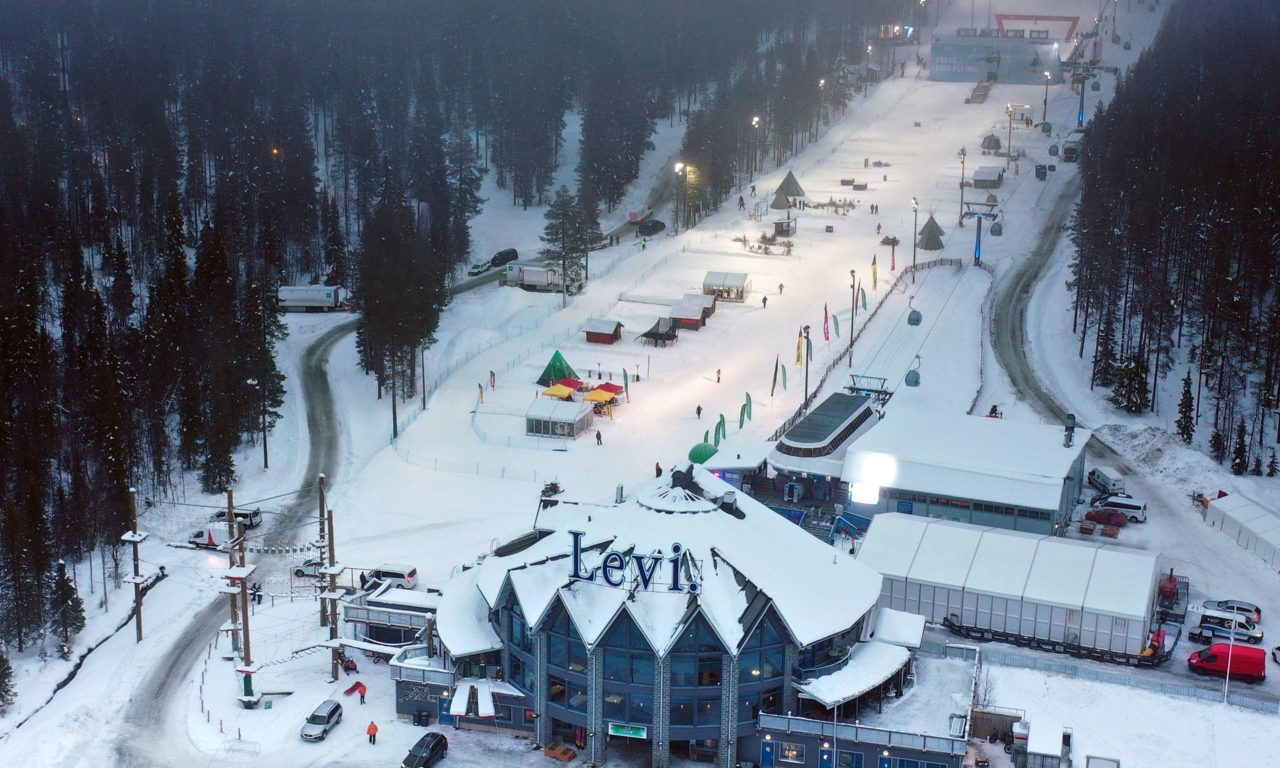 Feu vert pour les slaloms féminins de Levi