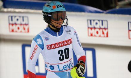 Elena Stoffel doit tirer un trait sur l'hiver