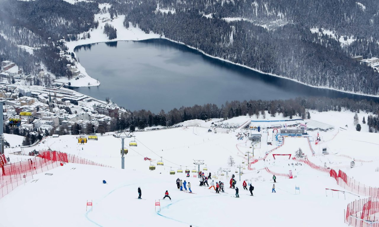 "Saint-Moritz reçoit le ""OK"" de la FIS"