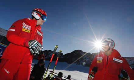 Les géantistes suisses positifs au Covid-19