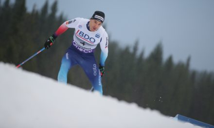 Jovian Hediger finaliste pour commencer