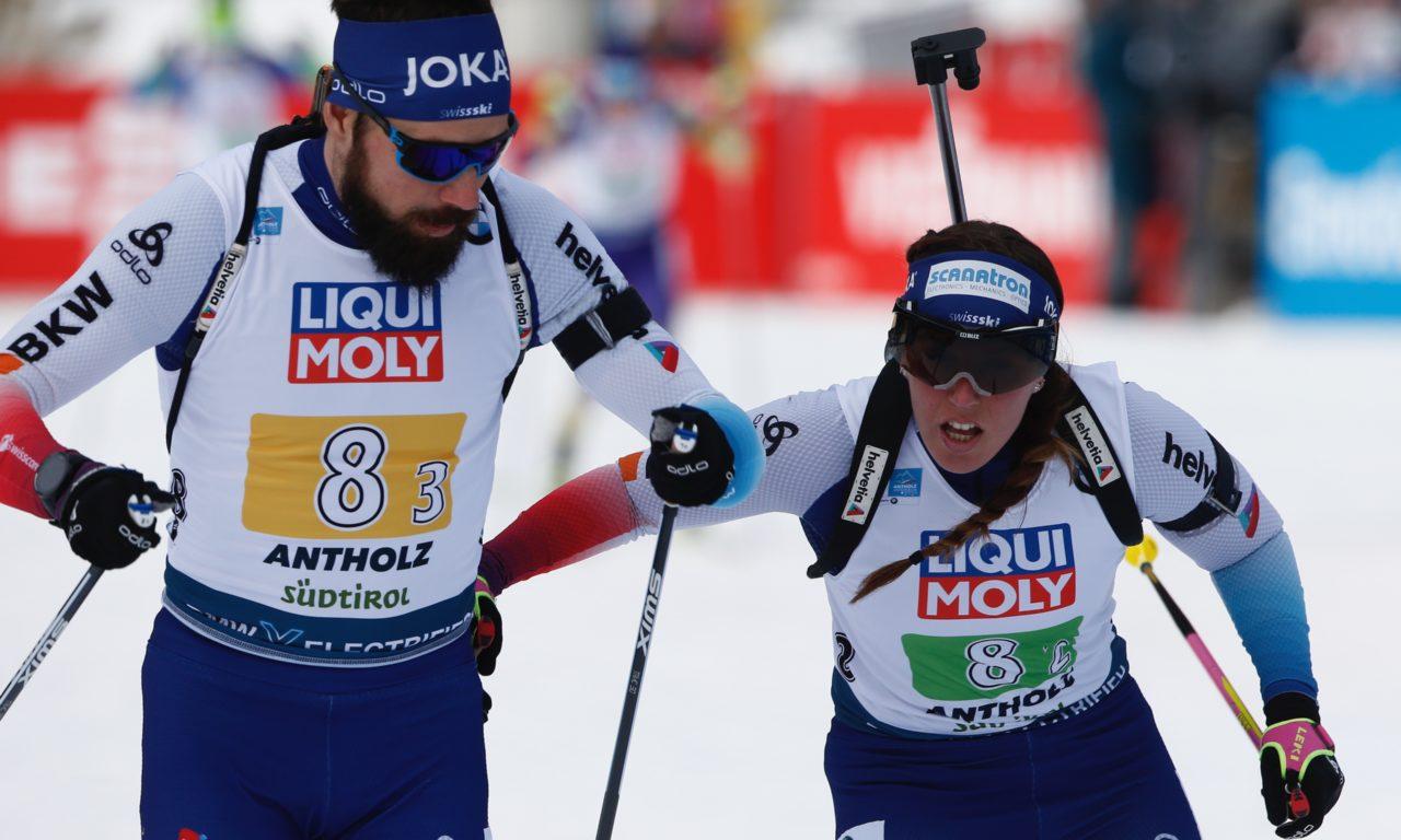 Le biathlon suisse entre expérience et renouveau
