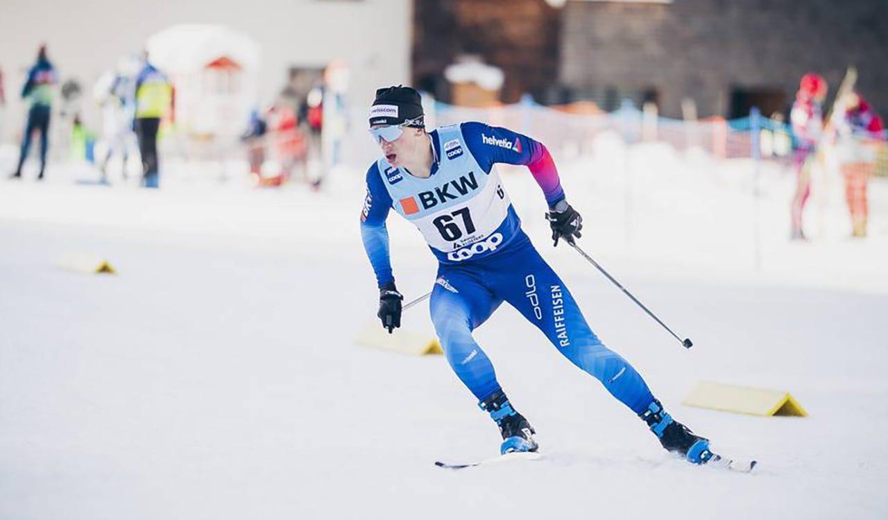 La révélation Valerio Grond à Davos
