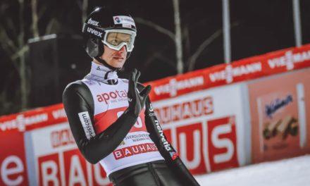 Un solide top 10 pour Gregor Deschwanden
