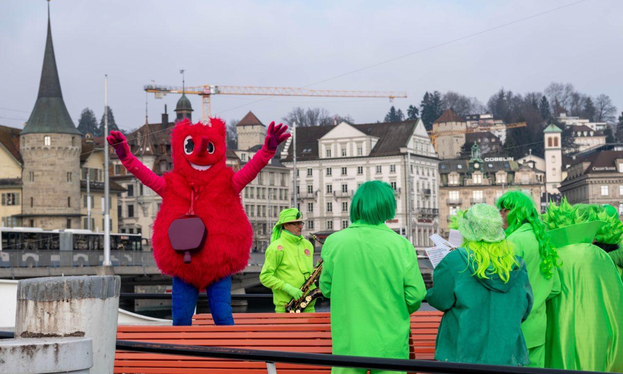 L'Universiade de Lucerne en décembre 2021