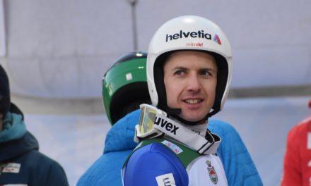 Simon Ammann de retour à Engelberg