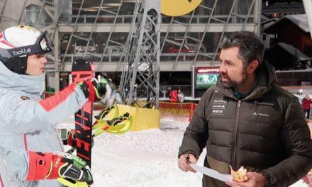 """Joris: """"Un format pour le futur du slalom"""""""