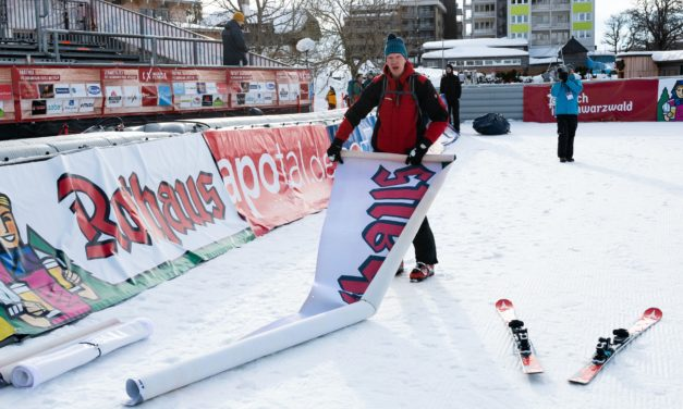 Une annulation de plus, snowboardeurs pas vernis