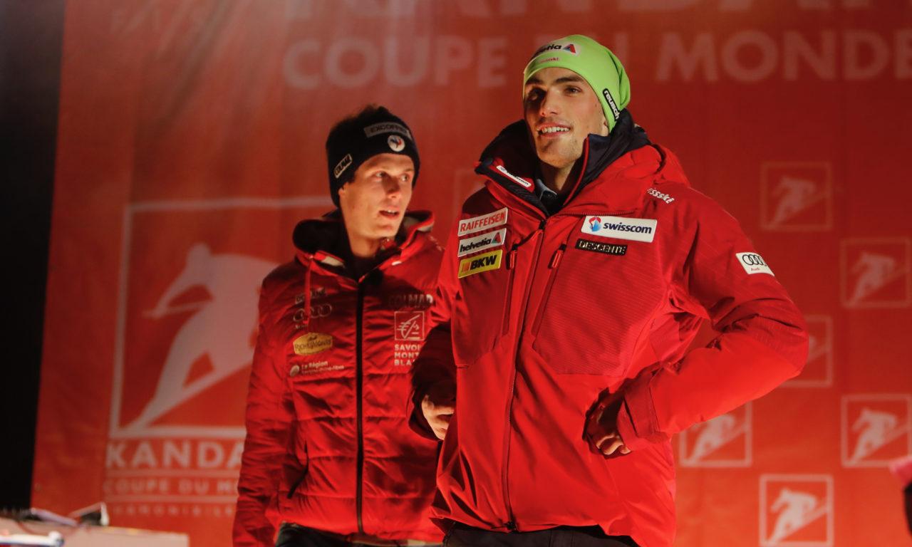 Une lutte franco-suisse sous les étoiles valaisannes