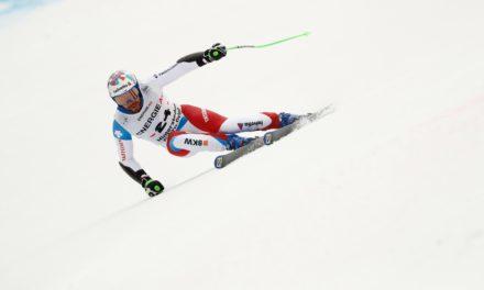Joel Lütolf s'impose, Luca Aerni troisième