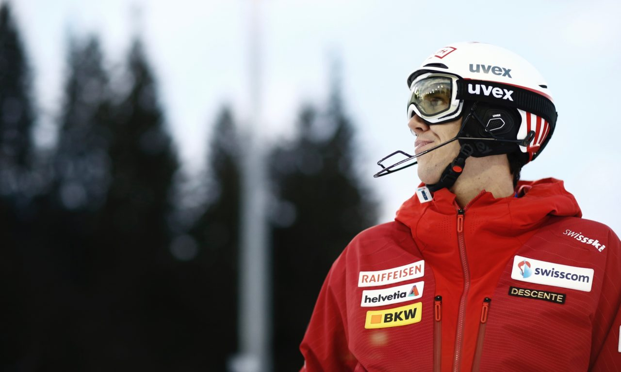 """Ramon Zenhäusern: """"Jouer le podium"""""""