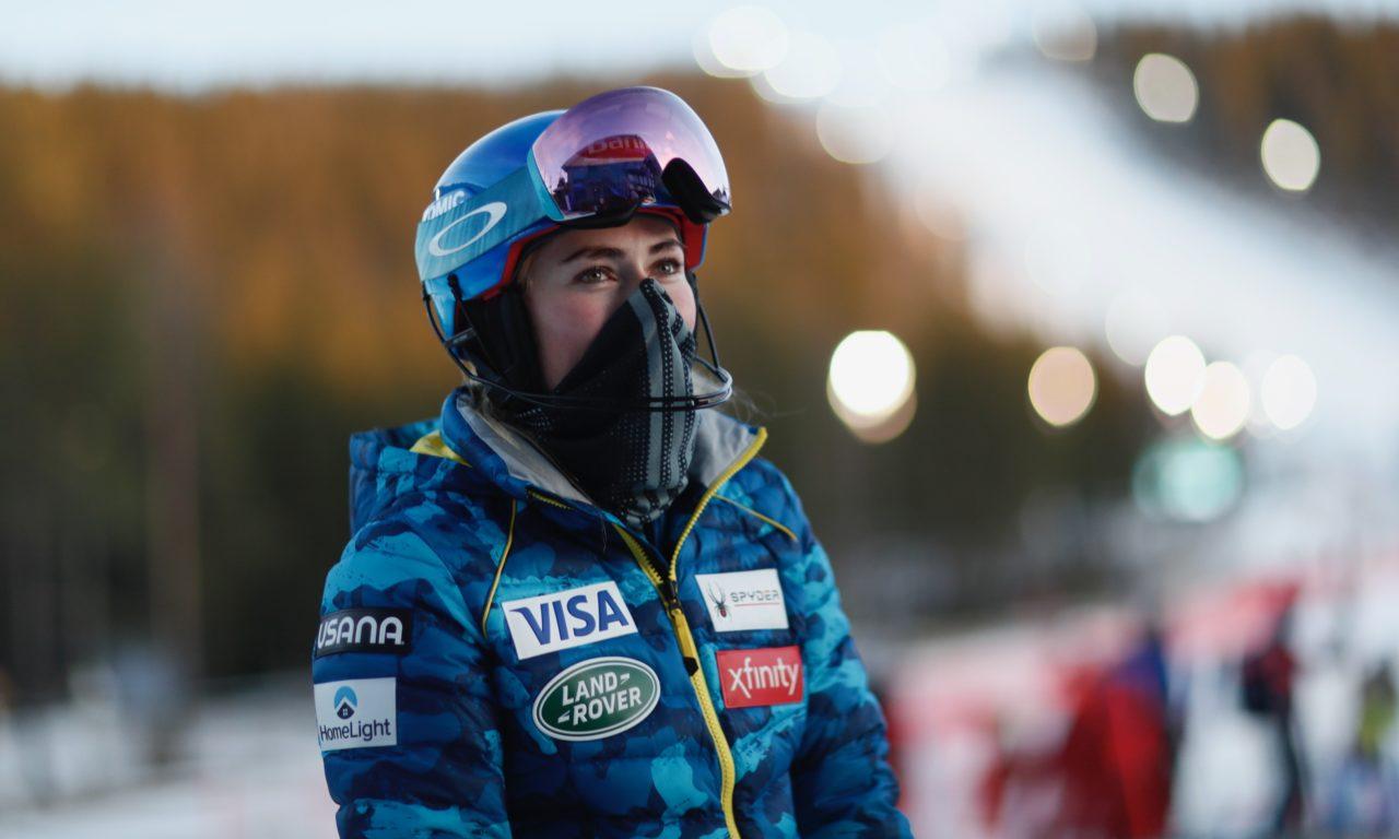 Mikaela Shiffrin ne sera pas à Saint-Moritz
