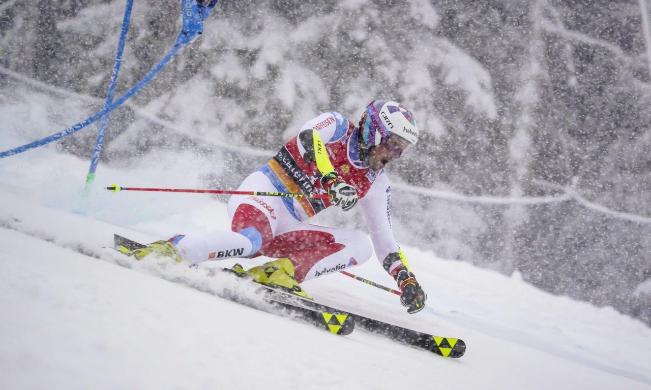 """Yule: """"Surpris plus d'un avec mon ski"""""""