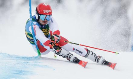 Loïc Meillard disputera le super-G de Val d'Isère
