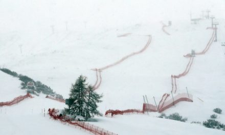Le super-G de dimanche déjà annulé à Saint-Moritz