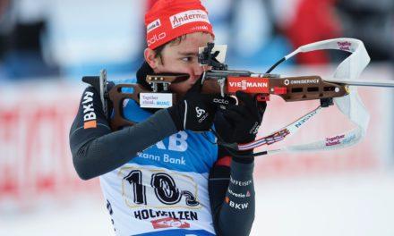 Le relais suisse confirme à Hochfilzen