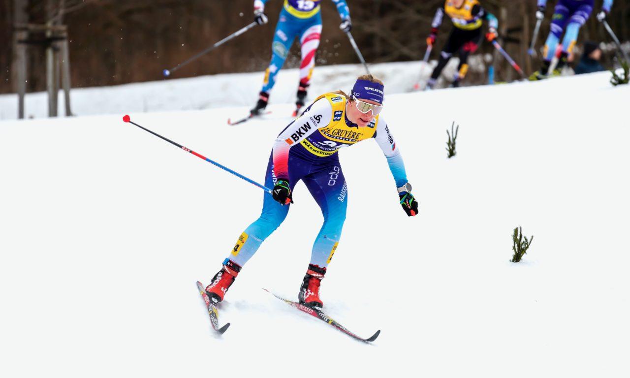 Nadine Fähndrich s'offre un premier succès
