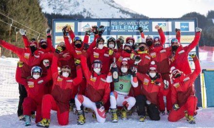 Les Suisses terminent en beauté à Oberjoch