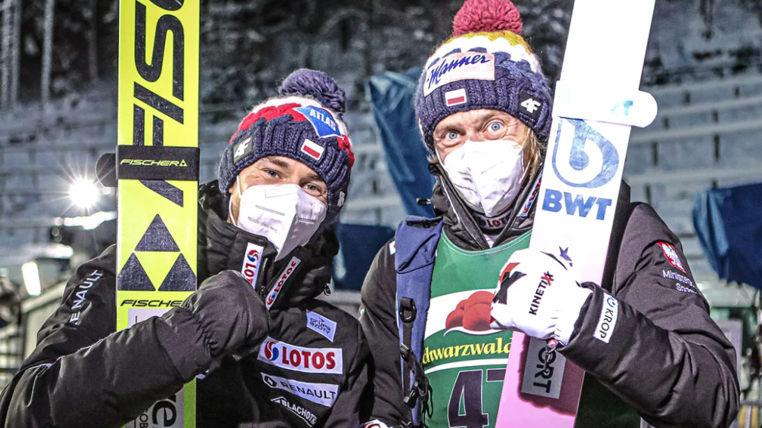Kamil Stoch gagne encore