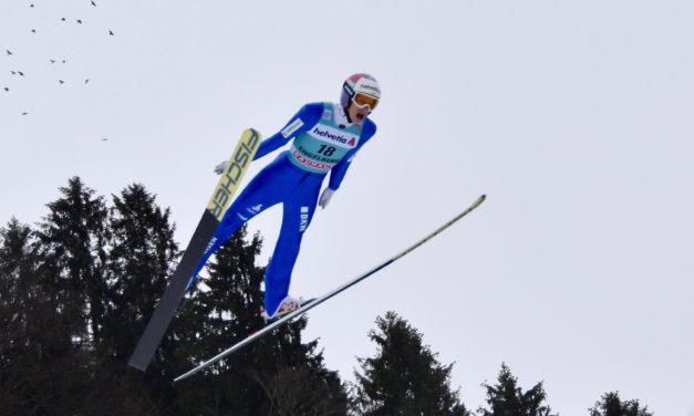 Les sauteurs suisses ne se sont pas envolés