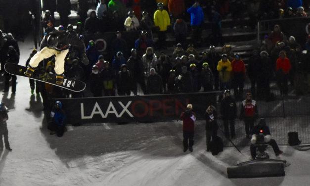 Les Canadiens rateront le slopestyle à Laax