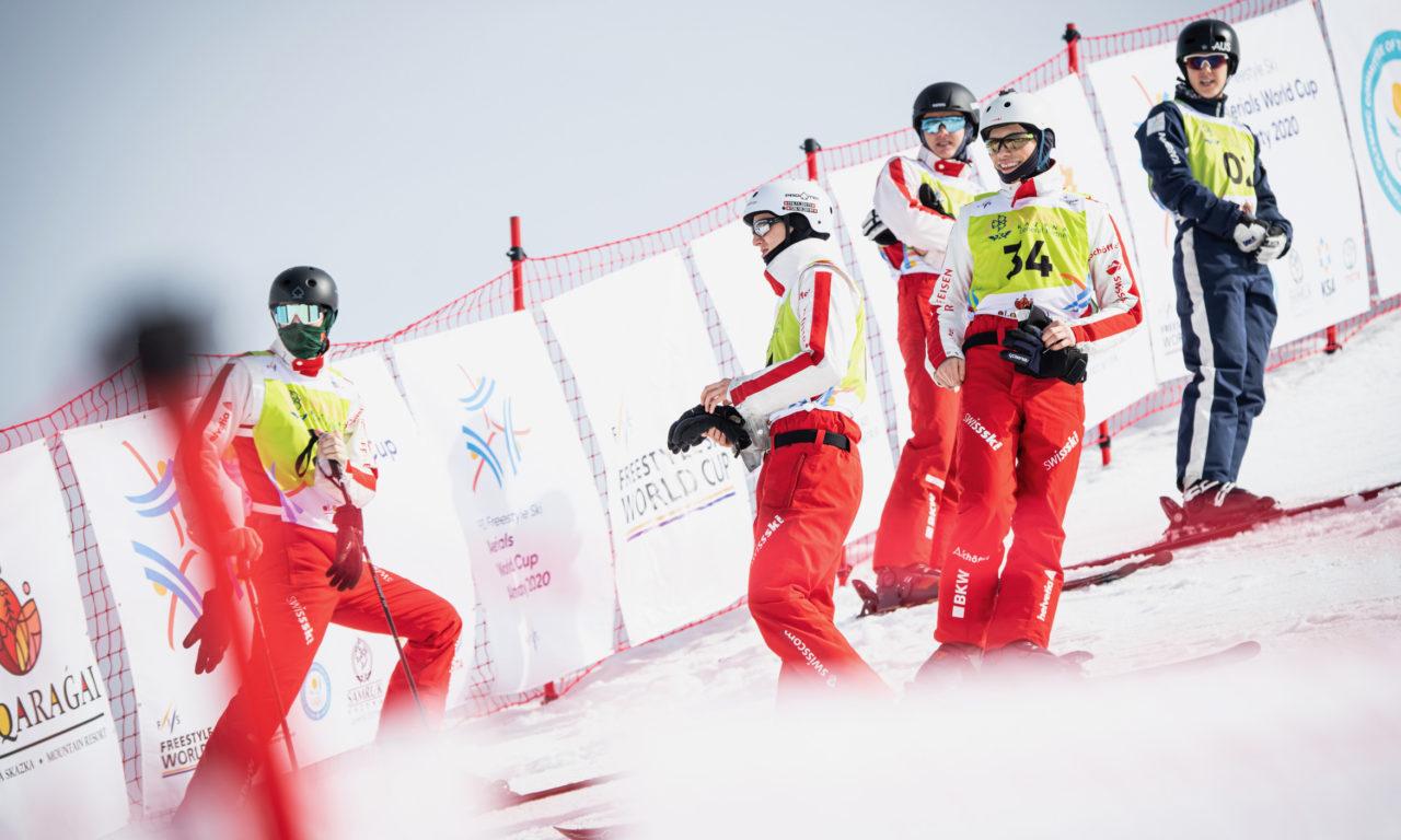 Les Suisses défendront leur titre au Kazakhstan