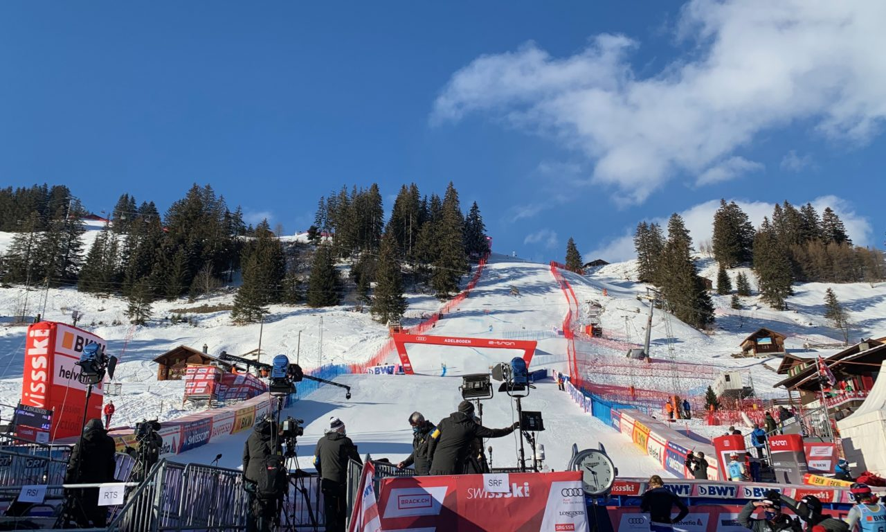 Quand Adelboden perd son charme