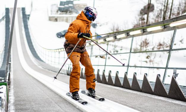 L'incroyable saut de Fabian Bösch à Engelberg