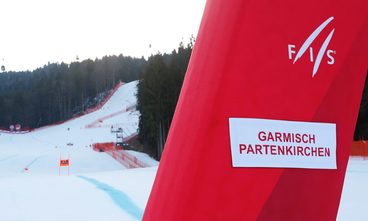 Le premier entraînement annulé en Bavière