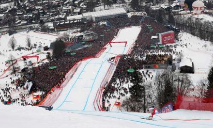 Deux week-ends de course à Kitzbühel, qui remplace Wengen