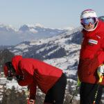 Solides délégations suisses à Kranjska Gora et Flachau