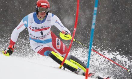 Zenhäusern renoue avec le podium en slalom