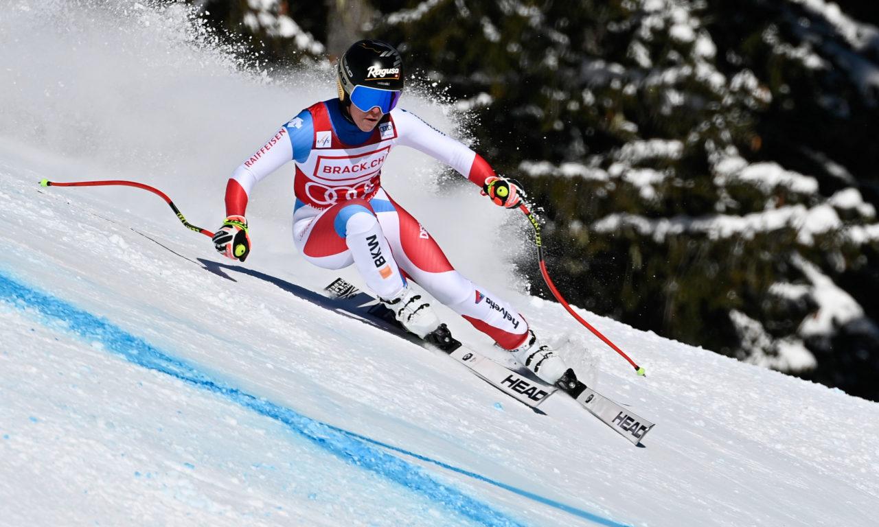 Lara Gut-Behrami intouchable sur le Mont Lachaux