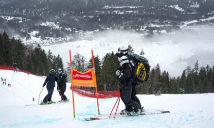 Pas de descente, mais deux super-G à Garmisch