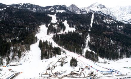 Le second super-G de Garmisch repoussé à lundi