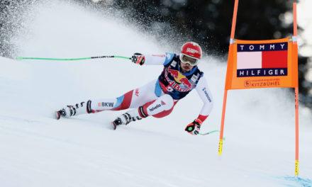 Vincent Kriechmayr le plus rapide, Carlo Janka 5e