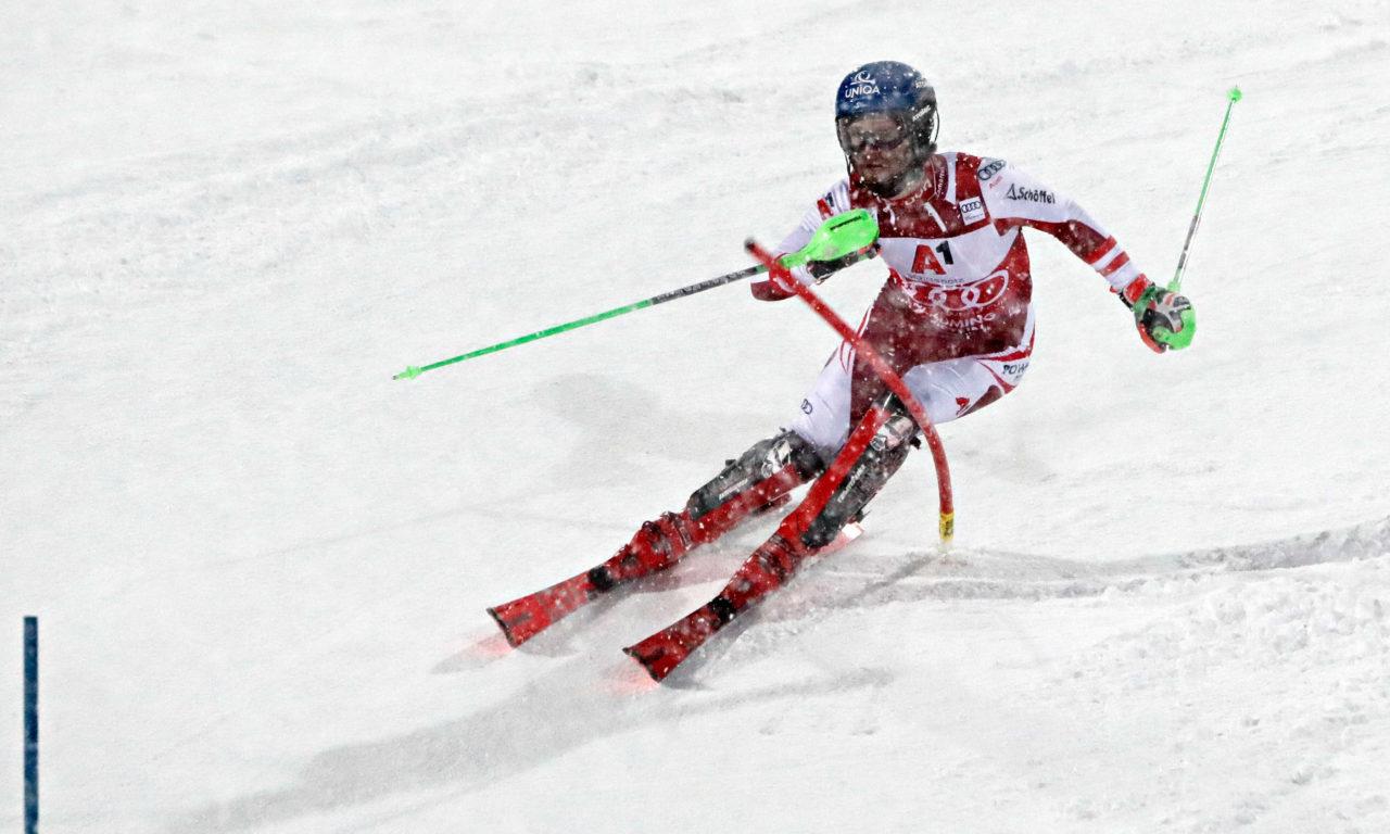 Marco Schwarz s'impose sous la neige de Schladming