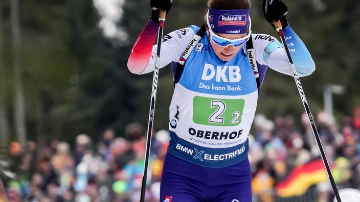 Le relais suisse loin du compte à Oberhof