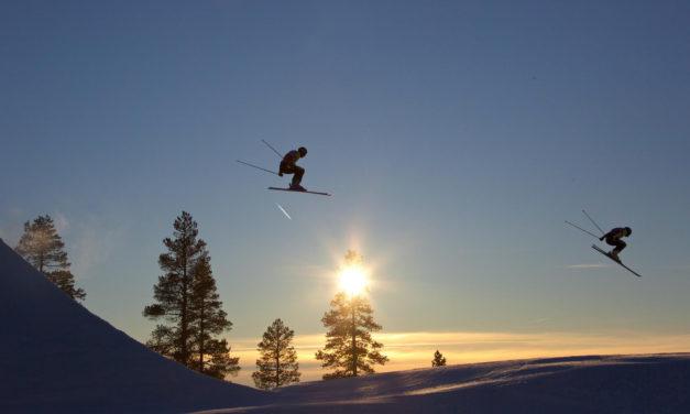 Les Championnats du monde de cross en Suède