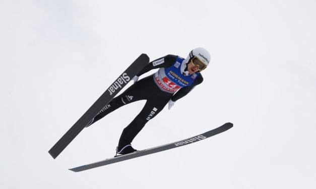 Simon Ammann victorieux à Innsbruck