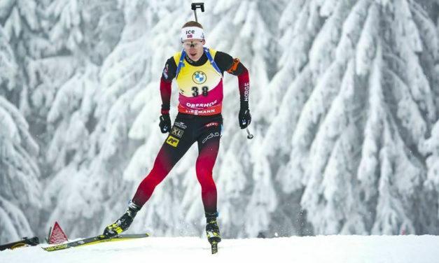 Débuts timides des Suisses à Oberhof