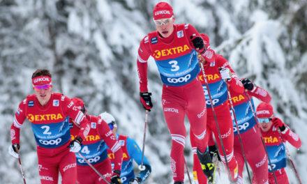 La Russie fait ses Championnats nationaux