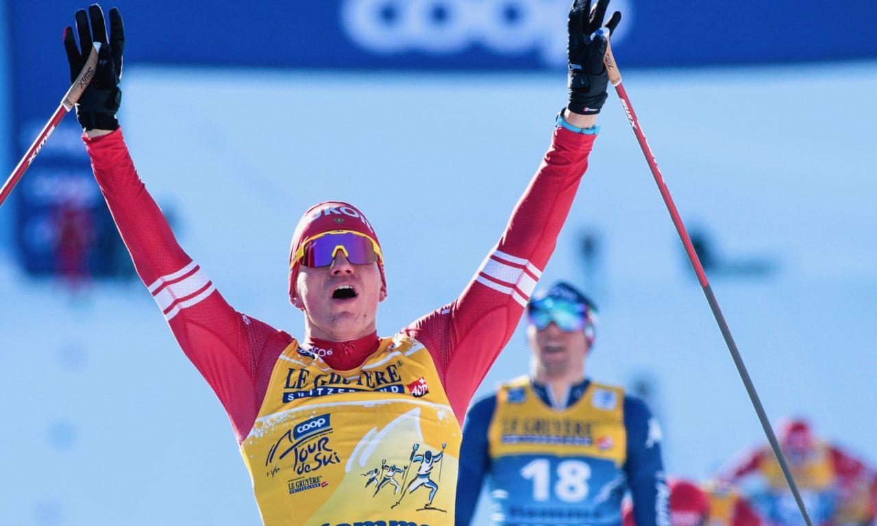Bolshunov conserve son titre sur le Tour de Ski