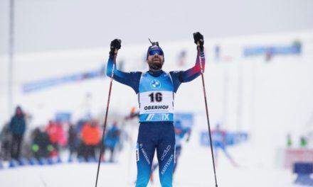 Benjamin Weger renoue avec le podium