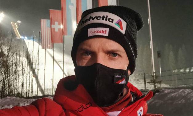 Simon Ammann de retour vers les sommets?