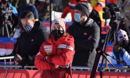 Comment les skieuses gèrent l'attente