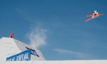 Les finales de snowboard slopestyle aussi à Silvaplana