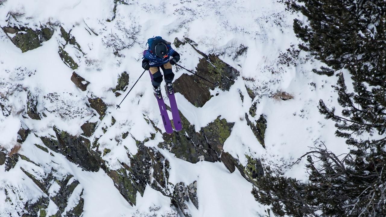 Avec un gros saut, Elisabeth Gerritzen gagne en Andorre