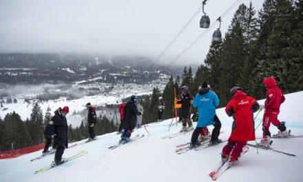 Pas de premier entraînement à Garmisch